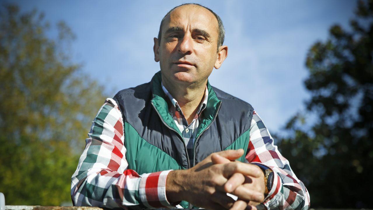 Eduardo Maragoto cre que o ideario de Carvalho favorecería a comunicación cos case 300 millóns de falantes de portugués
