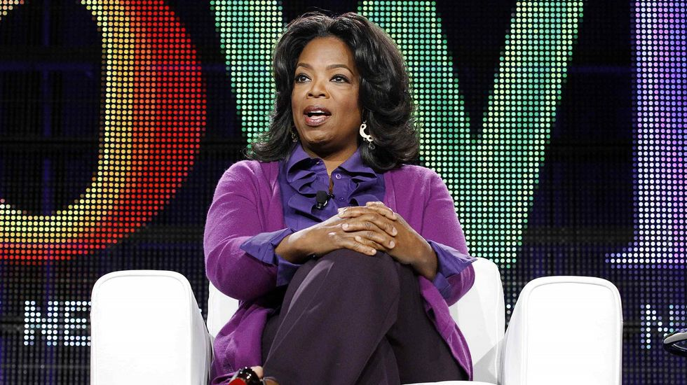 12. Oprah Winfrey