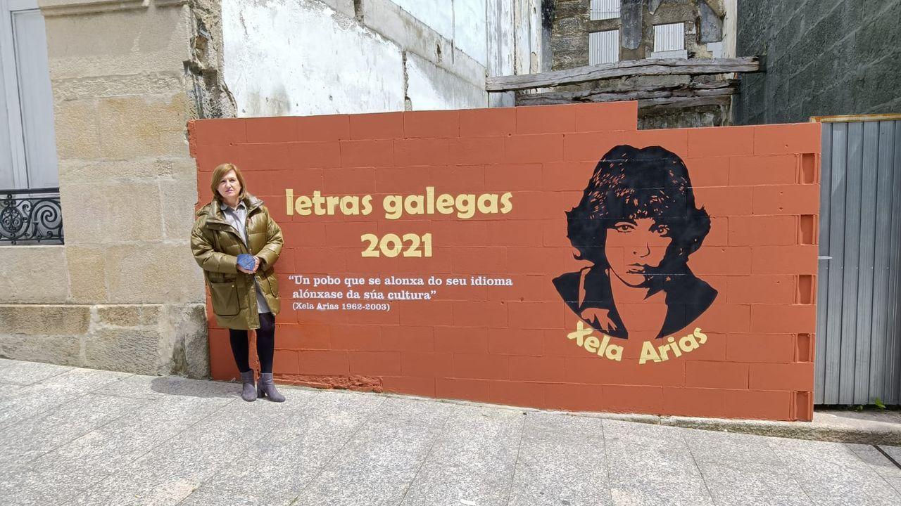 <span lang= gl >Así se festexan as Letras Galegas en Ourense</span>