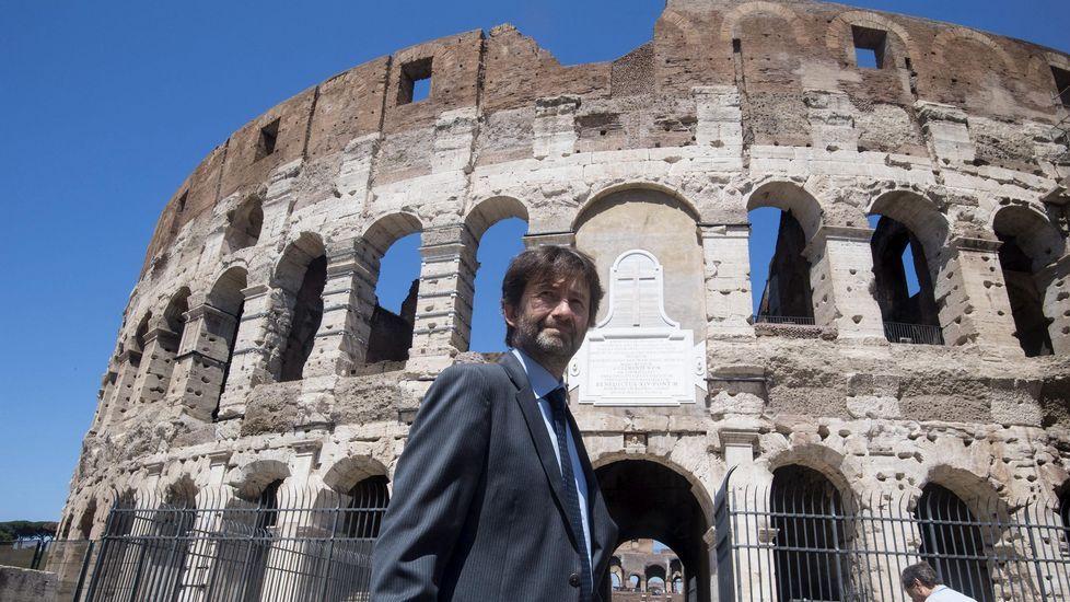 El ministro de Economía italiano, Pier Carlo Padoan