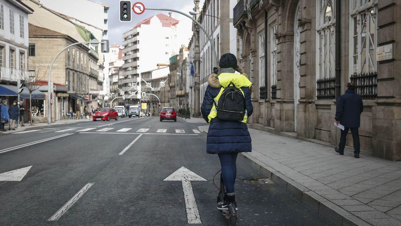 Desde el 2 de enero del 2020 los patinetes eléctricos no pueden circular por aceras ni zonas peatonales