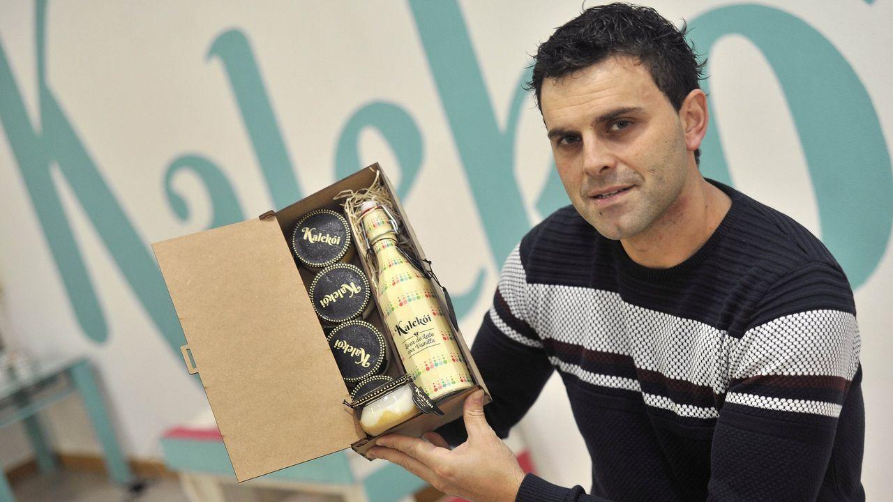 Los comerciantes de Vigo homenajean al alcalde