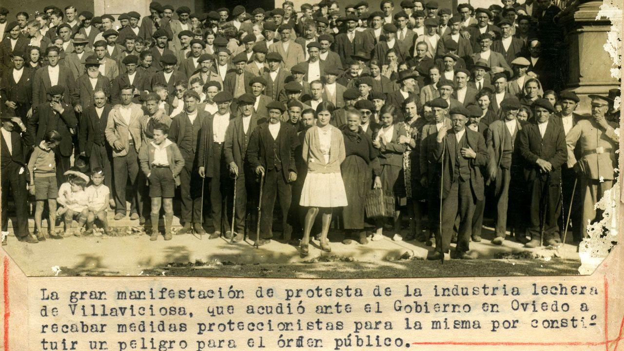 La Asturias que llenó los ojos de la emigración cubana
