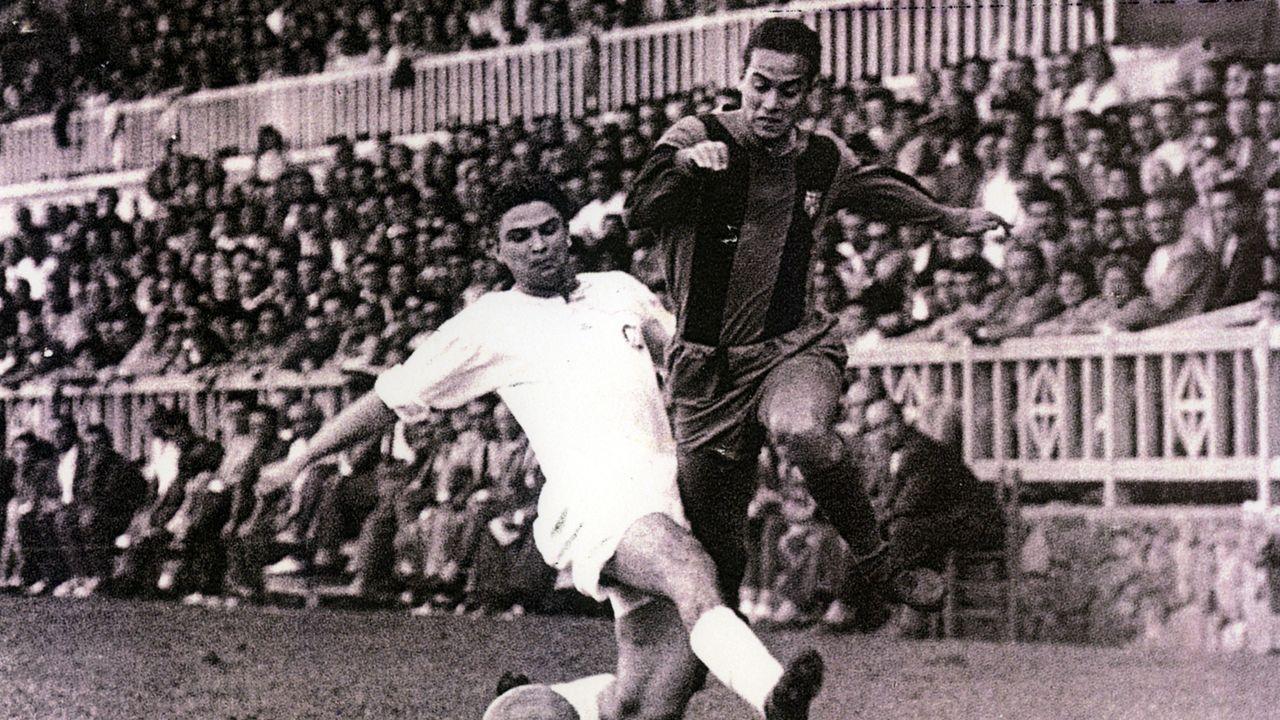 85 años de Oro de Luis Suárez.La única victoria del Zaragoza en Lugo desde el 2013 se produjo el 9 de febrero del 2019