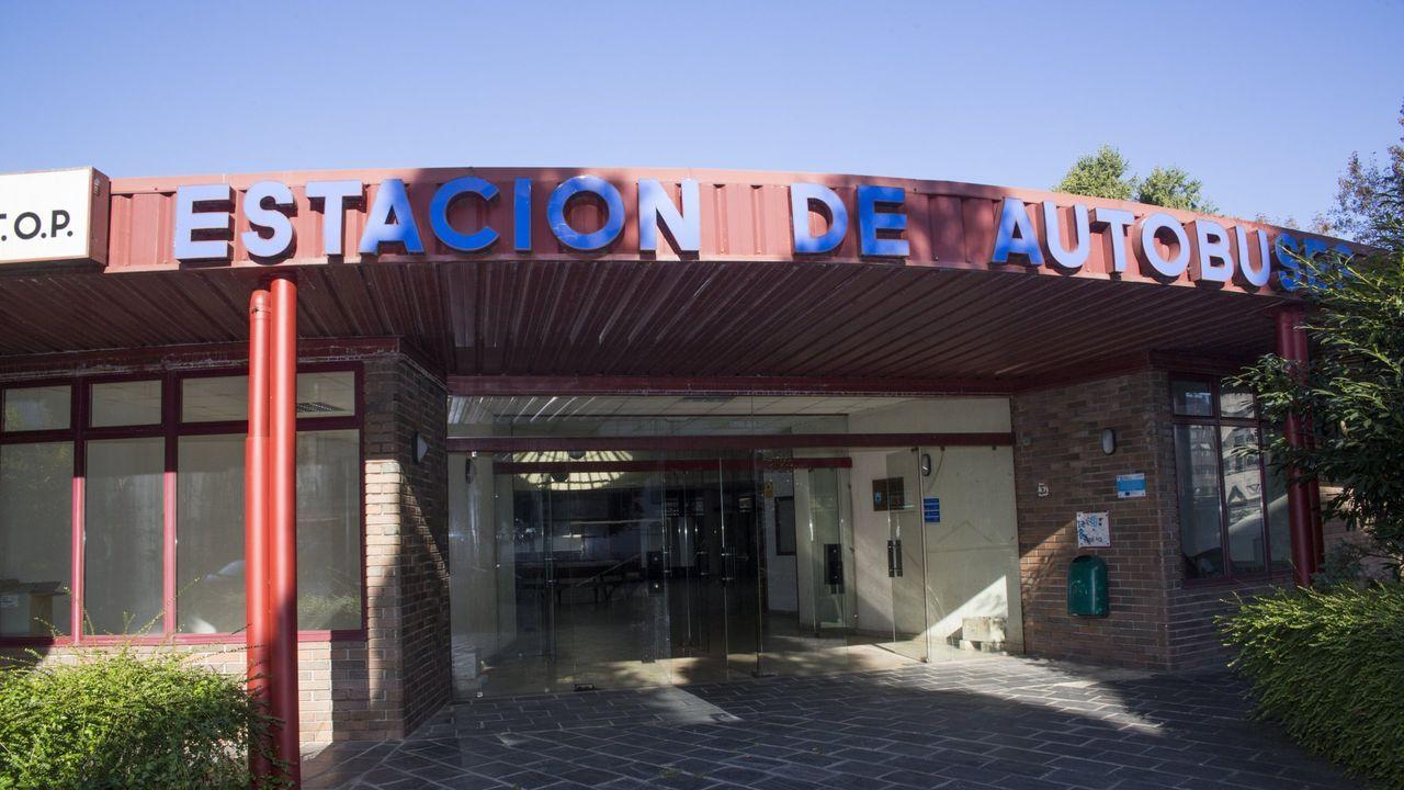 Estación de autobuses de Carballo