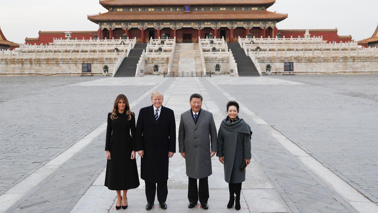 Corea del Norte lanza un nuevo misil balístico tras dos meses de inactividad.Donald Trump