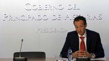 El consejero de Presidencia Guillermo Martínez