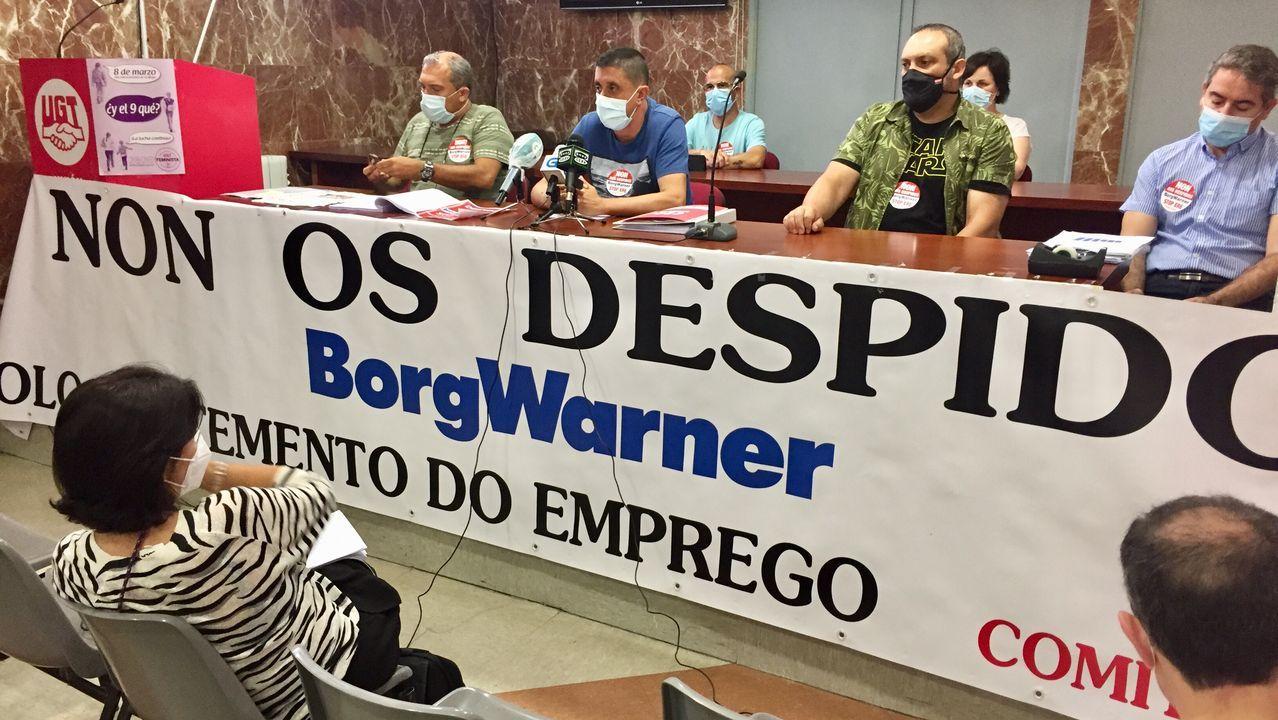 Contra los despidos en BorgWarner