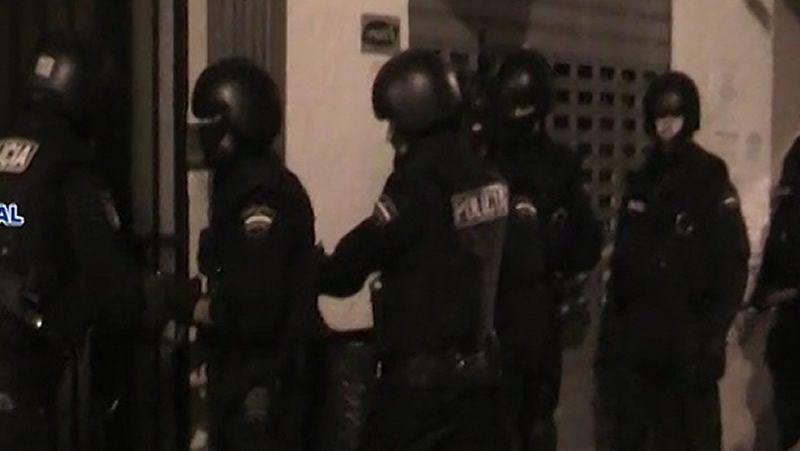 Operación contra la explotación sexual en Valencia