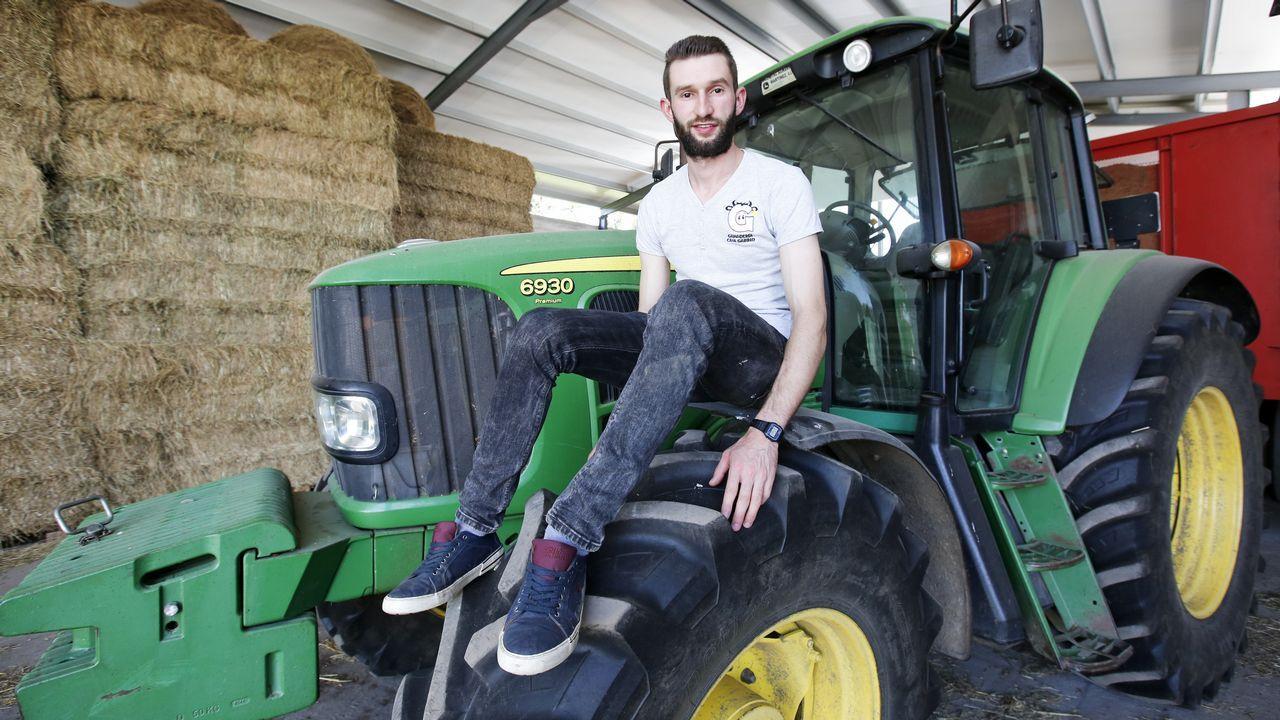Casi 400 jóvenes gallegos se incorporan cada año al campo y mitigan la falta de relevo