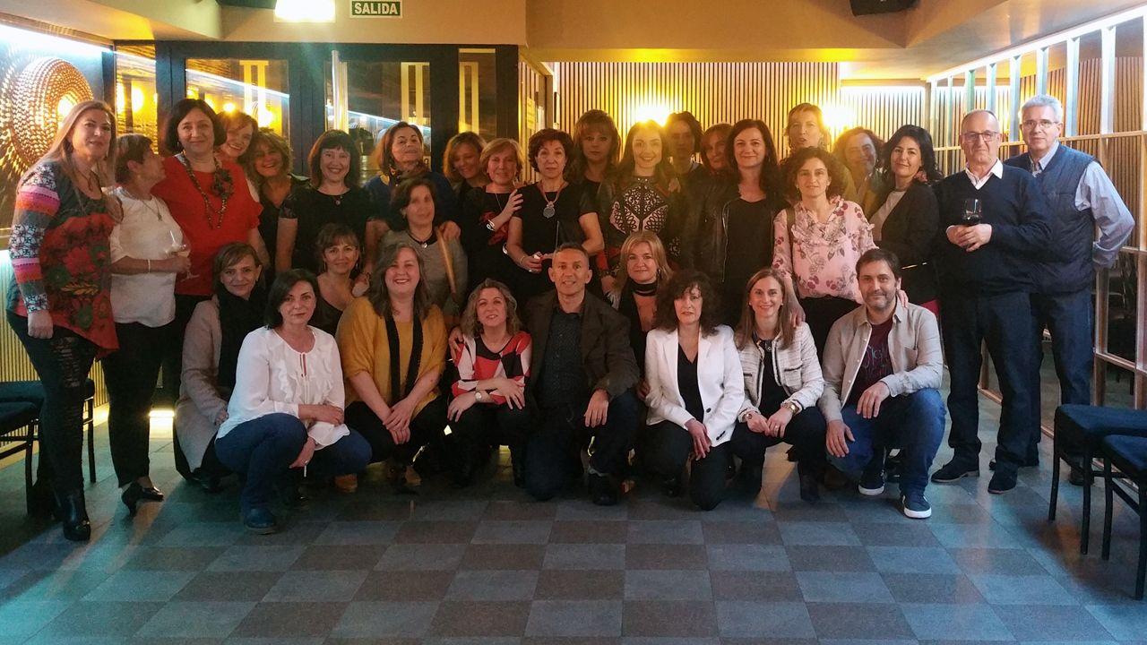 Primera promoción de Fisioterapia de la Universidad de Oviedo