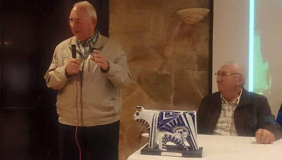 Amador Rodríguez ten 93 anos e unha gran memoria<span lang= es-es >. </span>