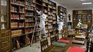La cara más culta del Ejército: entramos en su desconocida biblioteca histórica