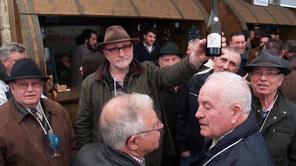 Antigas bebidas carbonatadas do sur lucense.Un torneo de caballeros fue una de las principales atracciones de la Feira Medieval de Monforte