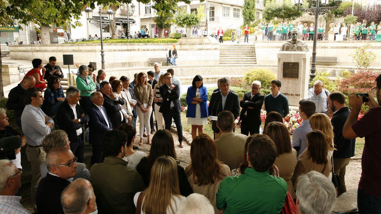 Susana Díaz pide a Pedro Sánchez que no le haga elegir entre el PSOE y Andalucía.Zapatero y Maduro, en uno de sus encuentros