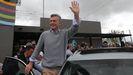 El expresidente argentino Mauricio Macri