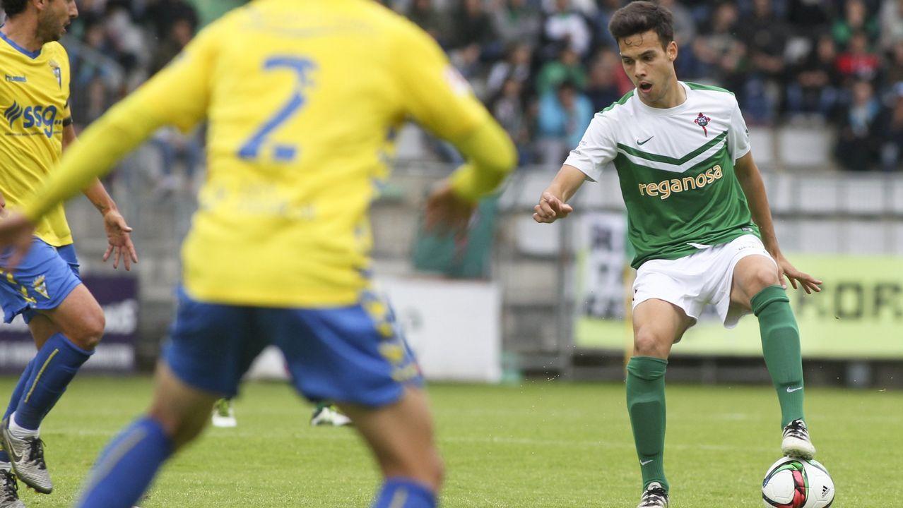 Boateng Real Oviedo Extremadura Carlos Tartiere.Blas, durante un entrenamiento con el primer equipo del Deportivo el pasado mes de julio