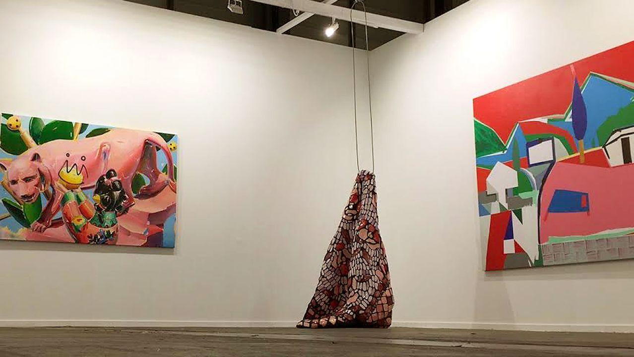 Obras de Ana Barriga, Paloma de la Cruz y Miguel Fructuoso en la galería murciana T20