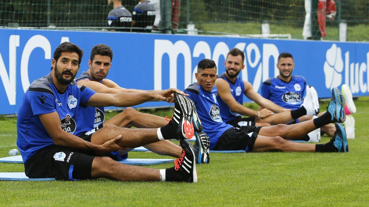 Las mejores imágenes del Oporto - Deportivo
