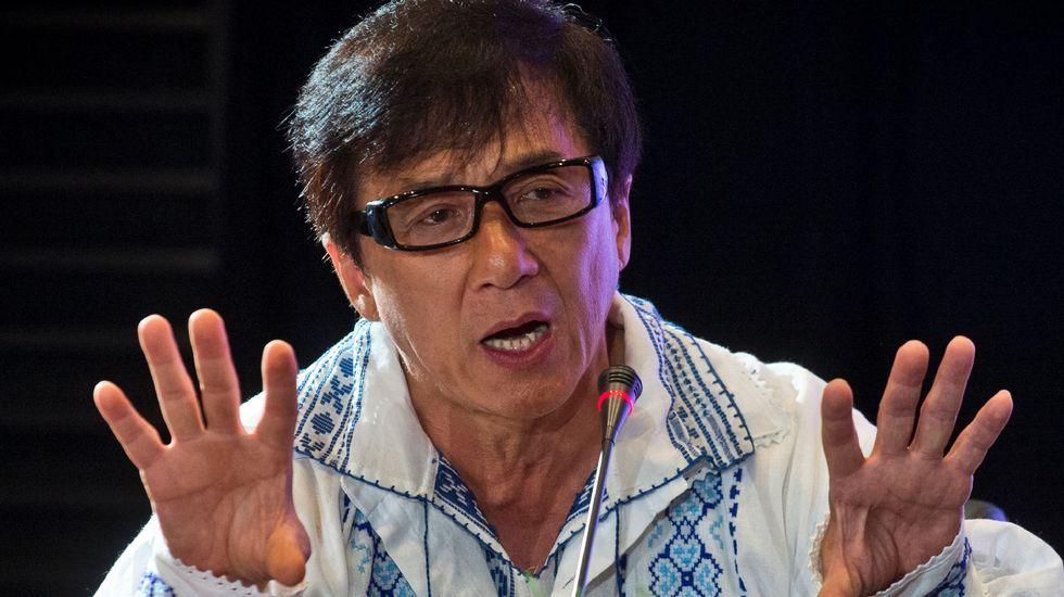 La investigación revela que la estrella de cine de Hong Kong Jackie Chan poseía al menos seis empresas «offshore»