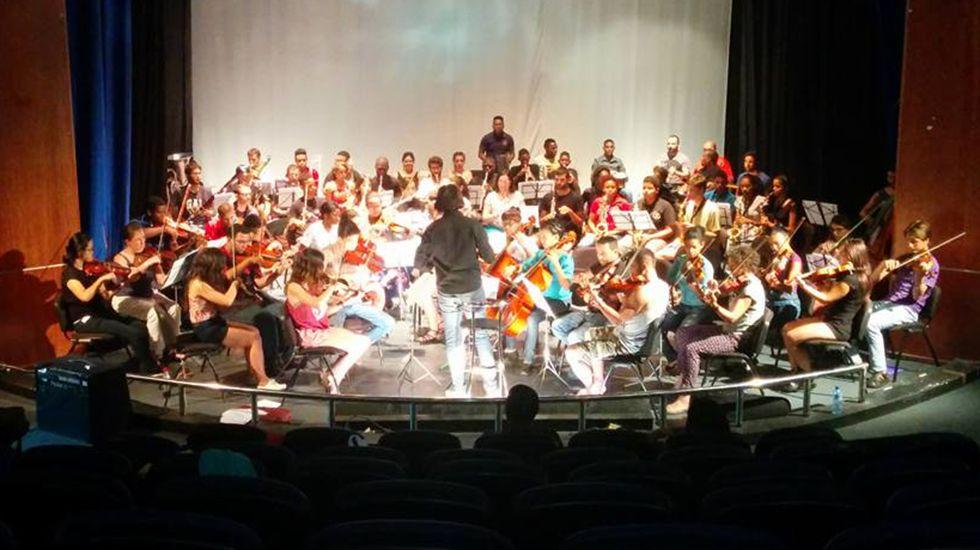 Concierto en el Centro Cultural Narciso González de Santo Domingo