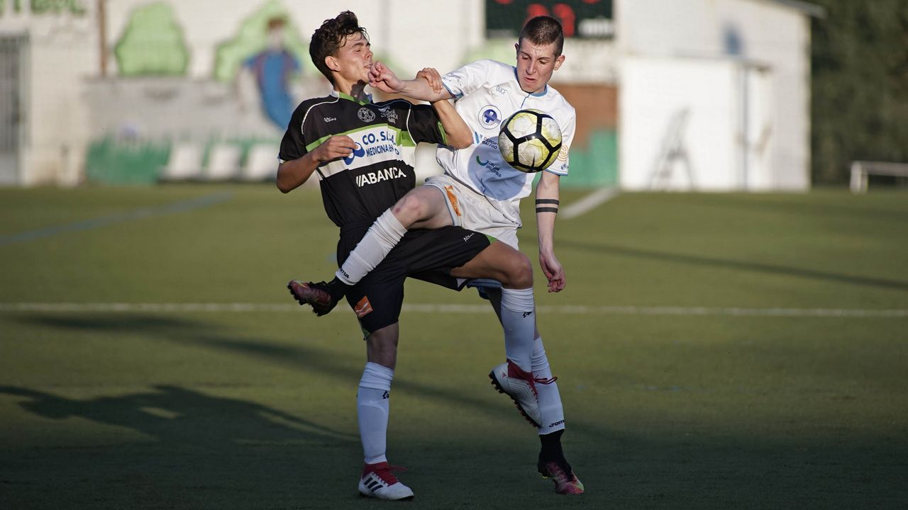 Fútbol para las vacaciones.El Ourense CF organizó una edición más de su Memorial Patelo