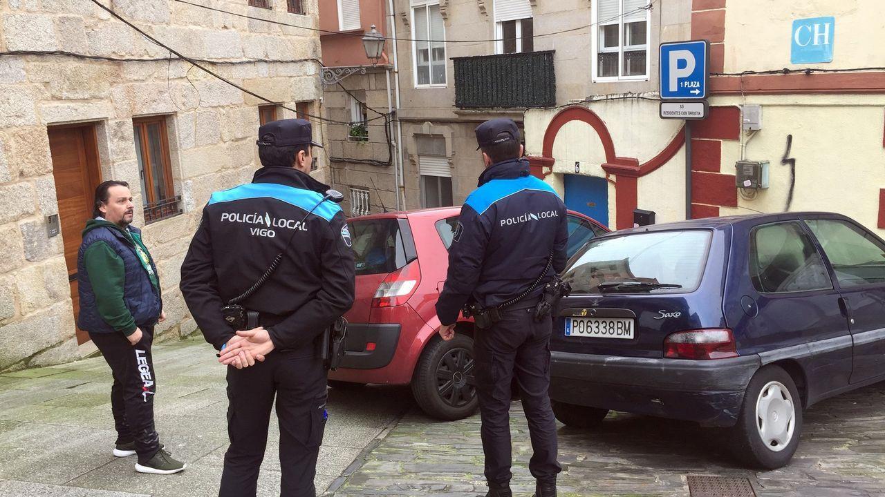 whatsapp.En 2018, en una manifestación de pensionistas y jubilados en Oviedo