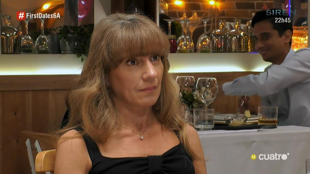 Marta, la gijonesa de «First Dates»