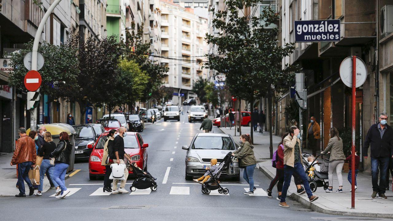 Ourense, este martes