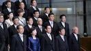 El nuevo Gobierno japonés liderado por Fumio Kishida.
