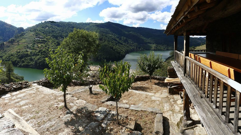La aldea forma parte del Paisaje Cultural que opta a la declaración de patrimonio de la humanidad