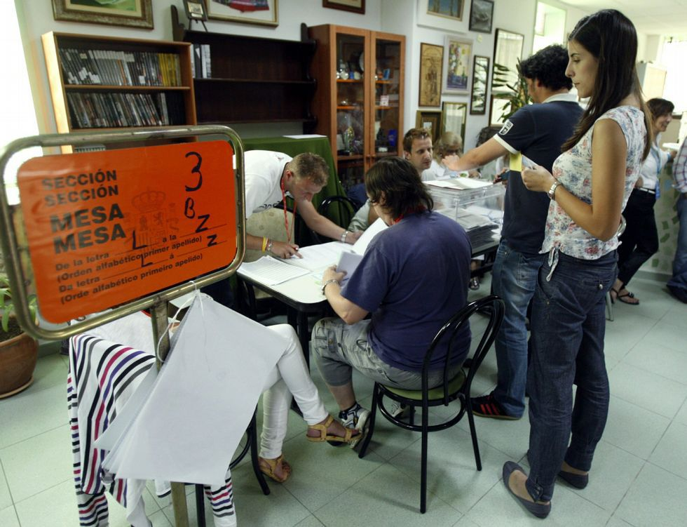 Los pontevedreses elegirán el próximo 24 de mayo a la nueva corporación municipal.