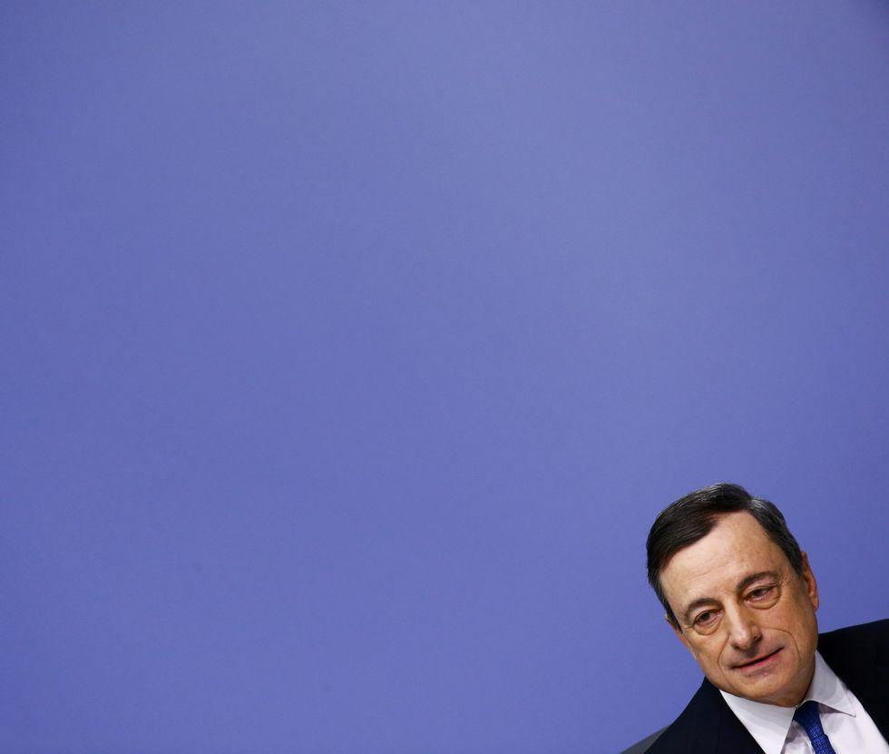 Draghi sorprendió ayer a los analista con un plan mucho más ambicioso del que esperaban.