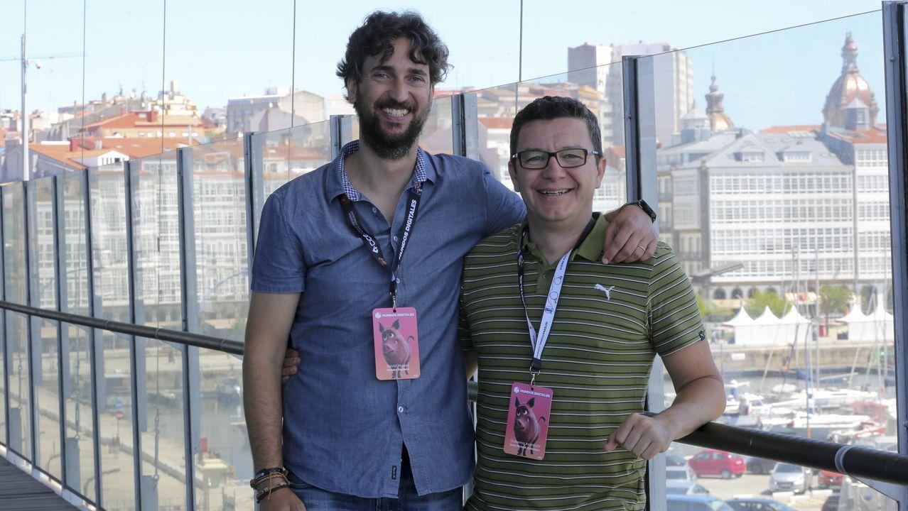 «En Galicia hace falta un Amancio Ortega del 3D».Andris Nelsons es uno de los directores más solicitados en la actualidad