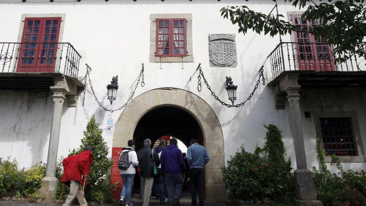 Una caminata visual por la Ruta de la Encomienda.O museo do pazo de Tor é un dos lugares que está previsto visitar durante as xornadas