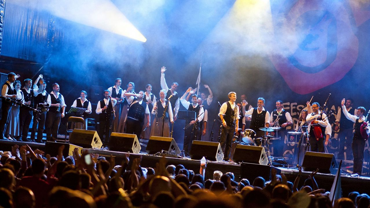 Festival de Ortigueira Mundo Celta, 2016