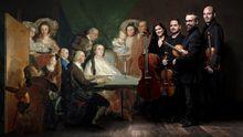 La pintura de Goya y cuadros como «La familia del infante Don Luis» forman parte del paisaje artístico del disco del Cuarteto Quiroga