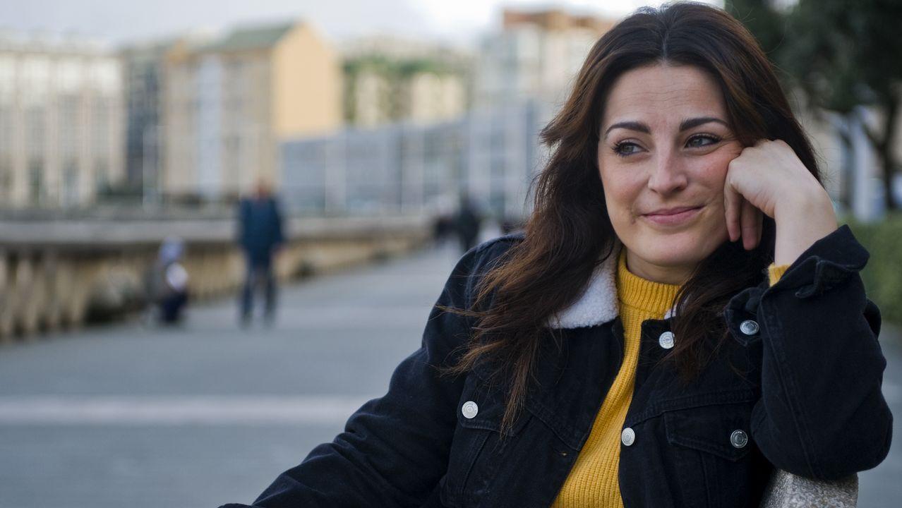 Silvia Clemente, en una imagen de archivo