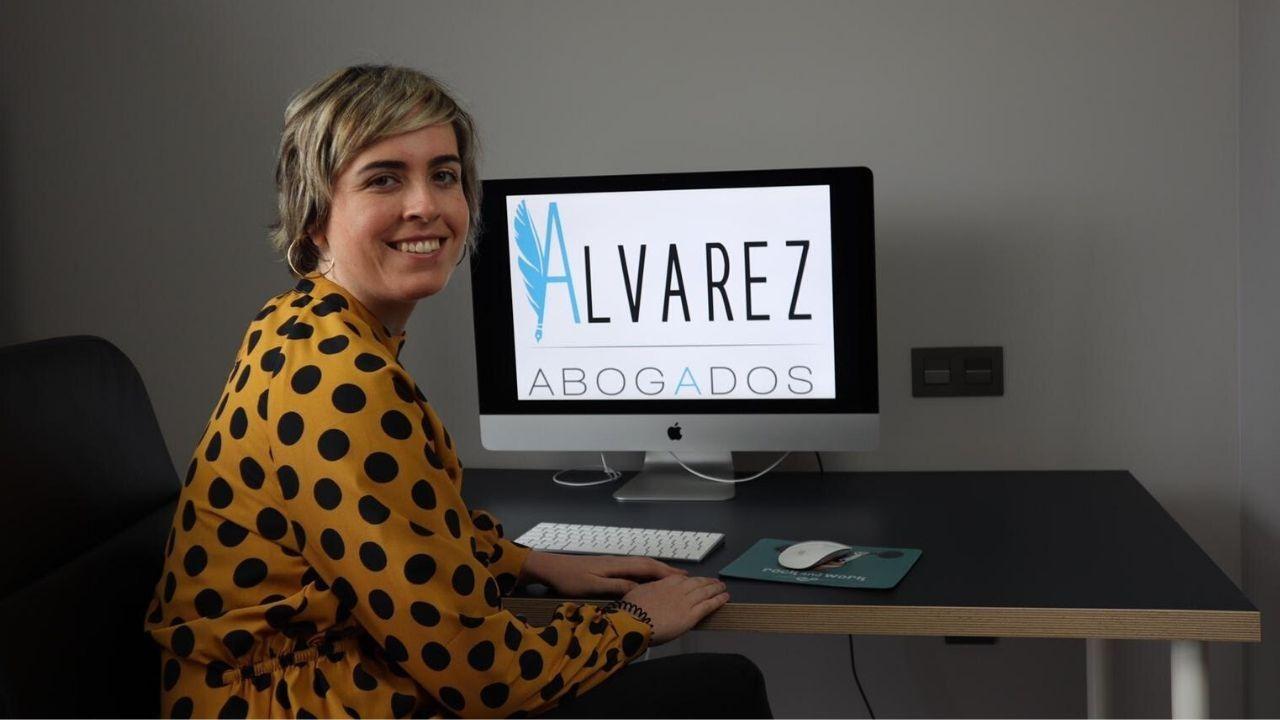 Rocío Álvarez, abogada