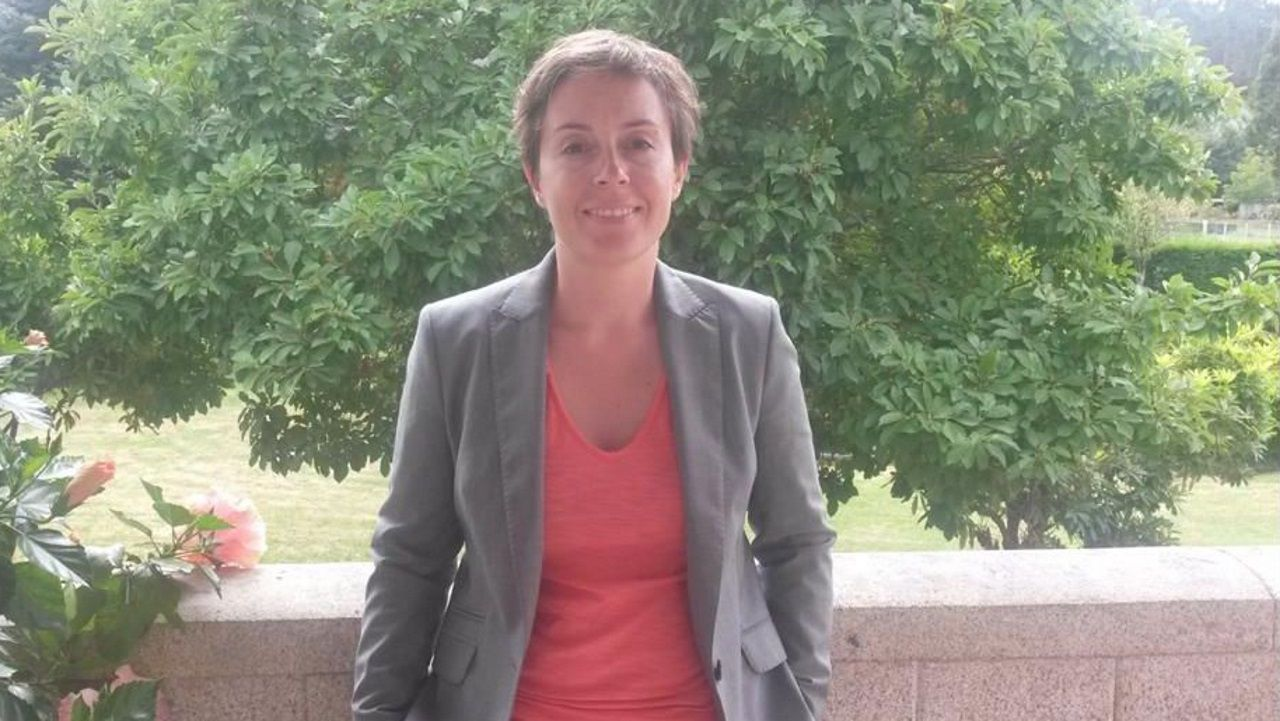 La vicepresidenta del Gobierno Teresa Ribera, en una imagen de julio del año 2020