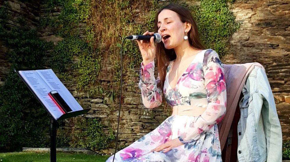 Noelia Geada musicará con David Taboada os versos galegos de García Lorca