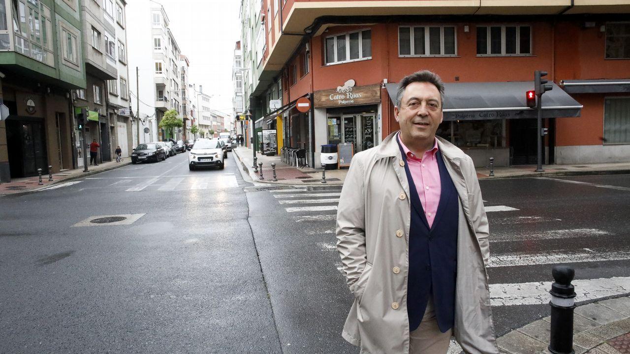 Rafael Amargo actúa el sábado en el Gustavo Freire