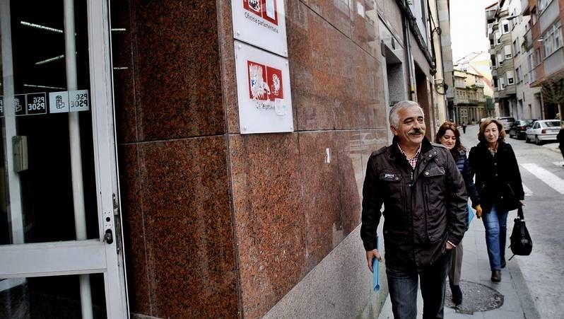 Ejecutiva del PSOE en Ourense