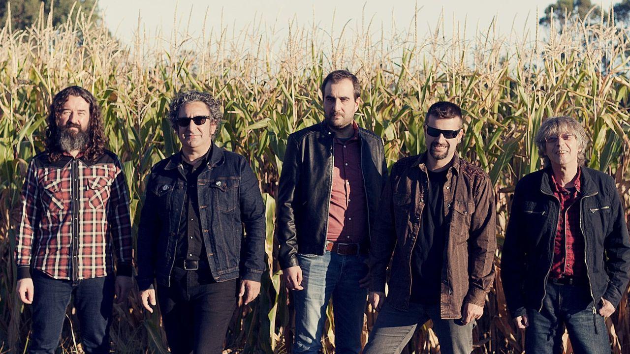 El grupo ferrolano Los Eternos vuelve con su cuarto álbum titulado Vientos Solitarios