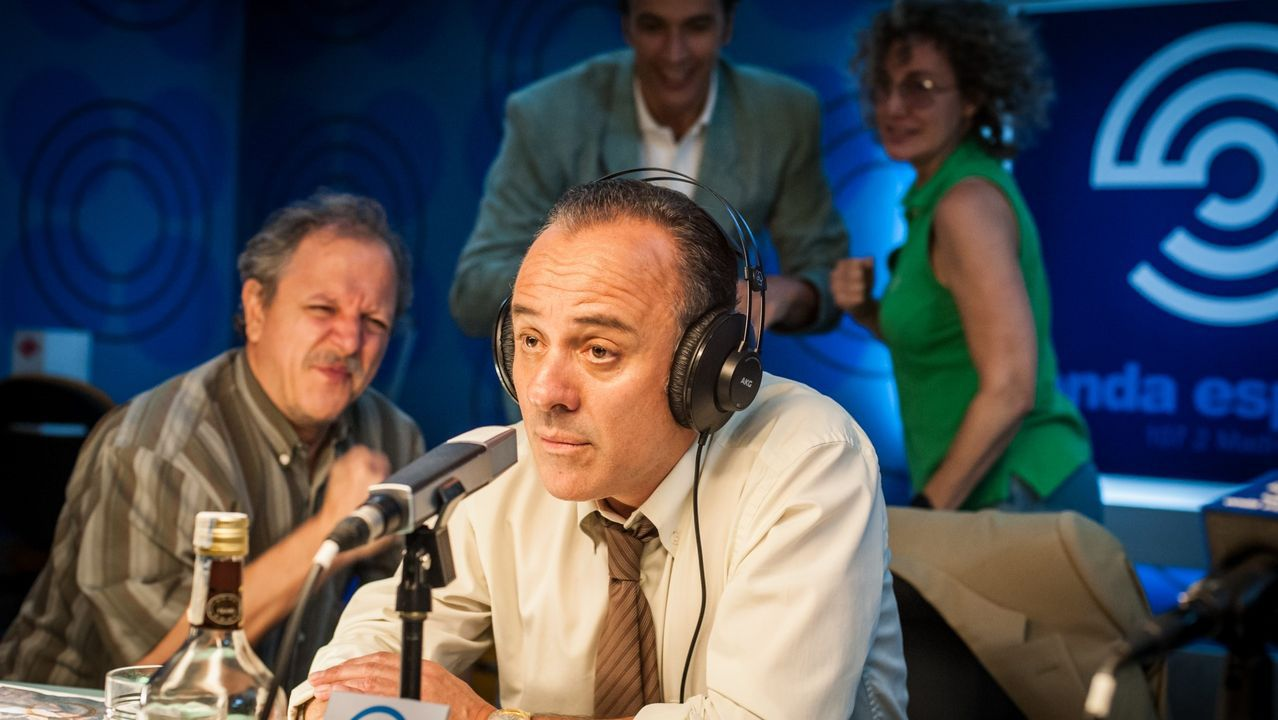 Javier Gutiérrez protagoniza «Reyes de la noche»