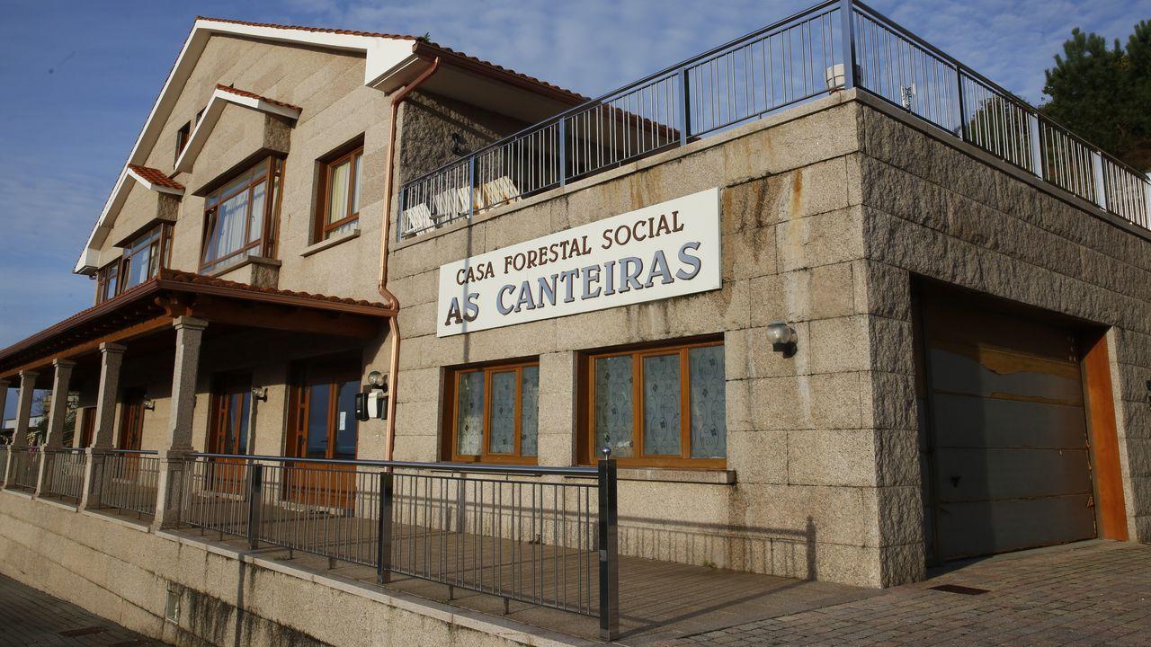 El polizón en el juicio celebrado en Pontevedra este miércoles