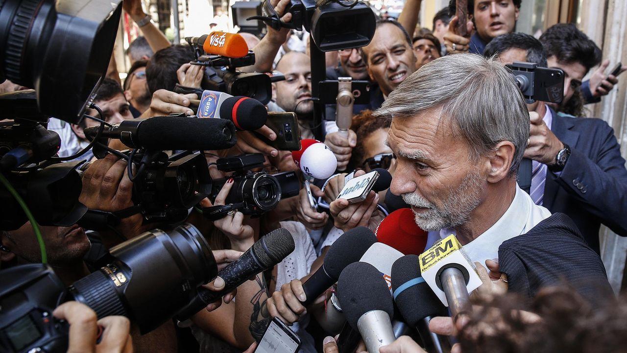 Graziano Delrio, del Partido Democratico, suena como vicepresidente del Gobierno de coalición