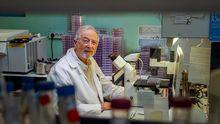 Luis Enjuanes, del laboratorio de Coronavirus del Centro Nacional de Biotecnología (CNB)