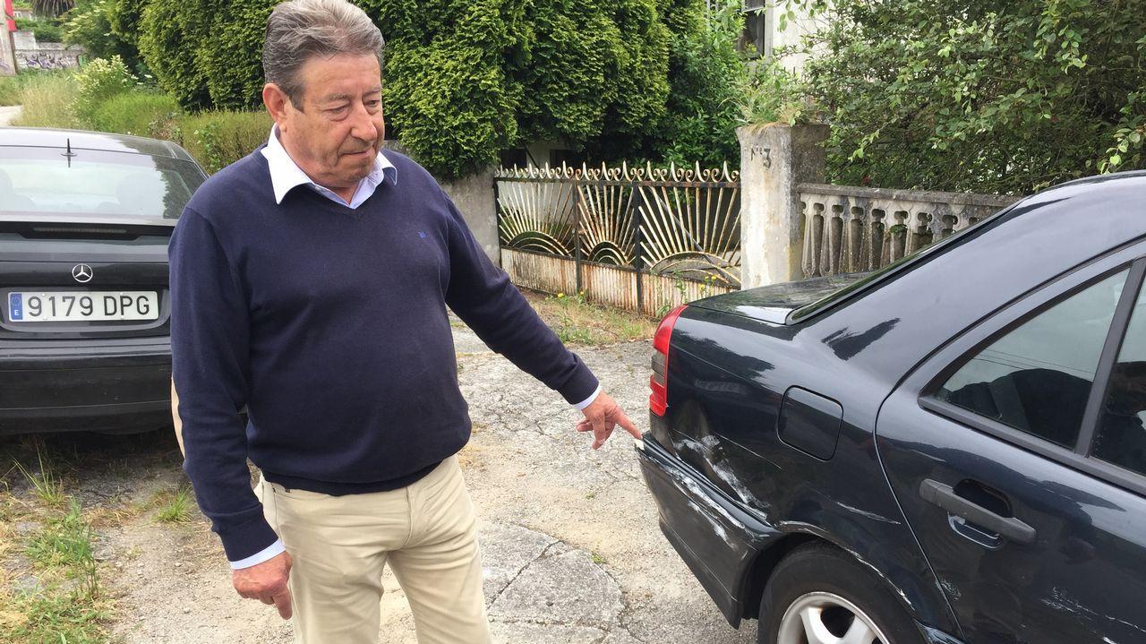Testigo de la persecución de un narcotraficante desde la AP-9 hasta Sigrás.