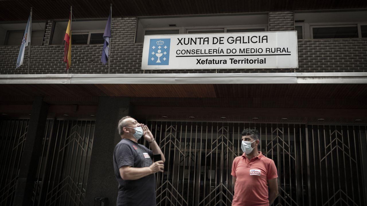 Asturias.ITV de Pruva